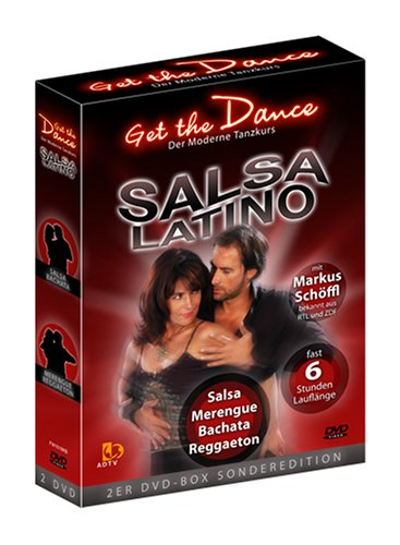 Get the Dance - 2er-Pack Salsa&Latino [2 DVDs]