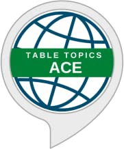 Table Topics Ace
