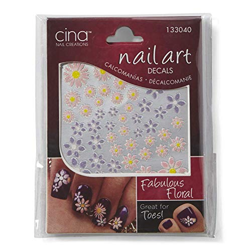Cina Nail Creations Fabulous Floral 3 D Nail Art Decals Fabulous Floral Buy Online In China Cina Nail Creations Products In China See Prices Reviews And Free Delivery Over 500 Desertcart