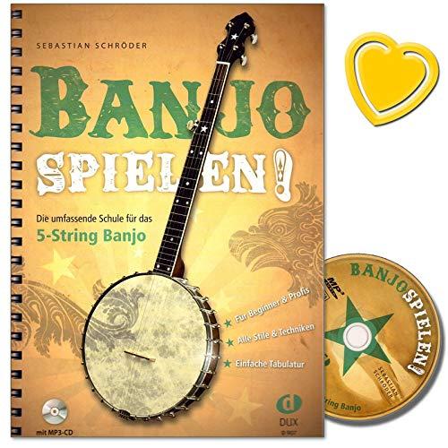 Edition DUX -  Banjo spielen - Die