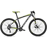 Focus Black Forest Ltd 27R Mountain Bike 2016, Color - Slategrey, tamaño M/44cm, tamaño de Rueda 27.50 Inches