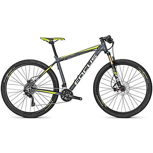 Focus Black Forest LTD 27R Mountain Bike 2016 (Slategrey, M/44cm)