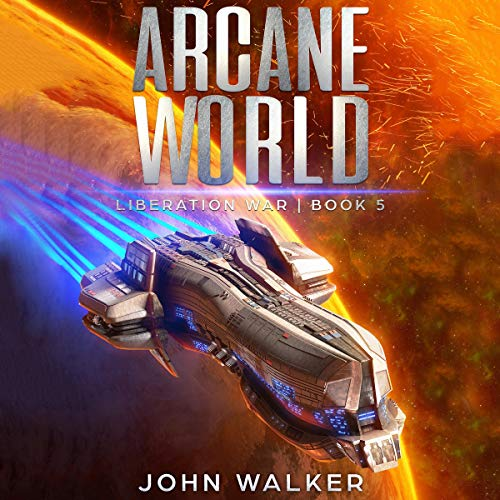 Arcane World  By  cover art