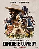 Concrete Cowboy - Poster cm. 30 x 40