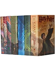 Harry Potter Boxed Set: Books 1-7