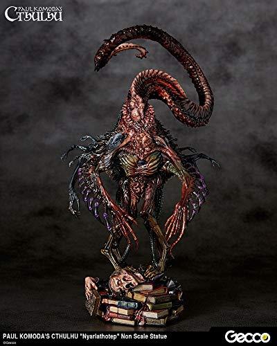 Paul Komoda Gecco Cthulhu Mythos Nyarlathotep Statue
