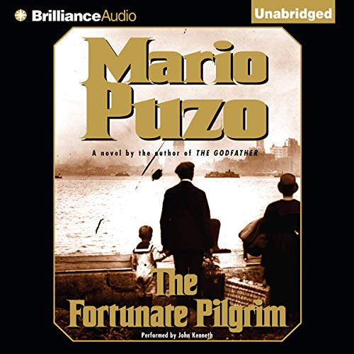 The Fortunate Pilgrim audiobook cover art
