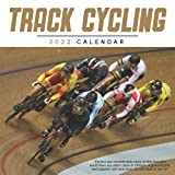 Track Cycling 2022 Calendar: Beautiful Calendar with Large Grid for Note - To do list, Gorgeous 8.5x8.5   Small Calendar, Non-Glossy Paper