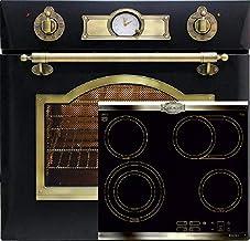 Kaiser EH 6355 Empire - Juego de hornillo y placa vitrocerámica (60 cm, con pincho giratorio, autolimpieza, horno empotrado, horno, horno)