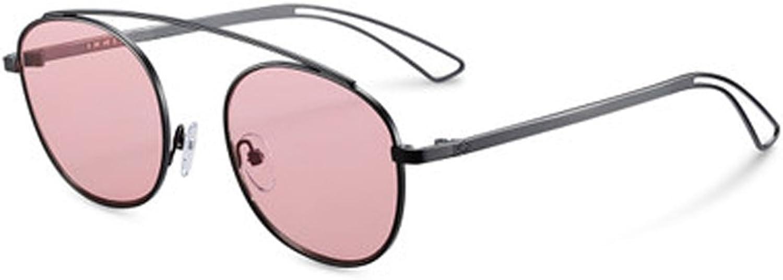 Fashion retro sunglasses ladies sunglasses translucent lenses colorful sunglasses driver mirror ultralight sunglasses