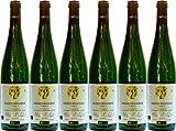 Hubert Lay Weißburgunder S Naturwein schwefelfrei unfiltriert, naturtrüb 2018 Trocken Ecovin Bio (6 x 0.75 l)
