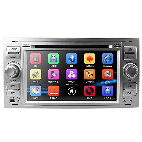 Para FORD Focus Car Radio GPS Navigation Car DVD Radio Stereo Wifi Stereo