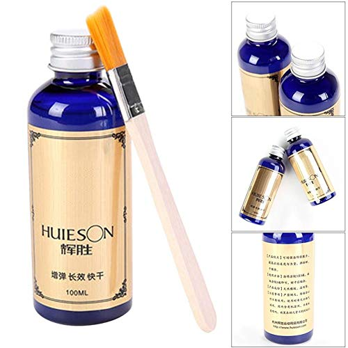 PROKTH 100ml Speed Liquid Super with Special Brush Pingpong Racket Rubbers Table Tennis Liquid Glue