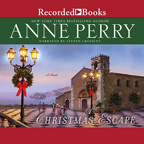 A Christmas Escape audiobook cover art