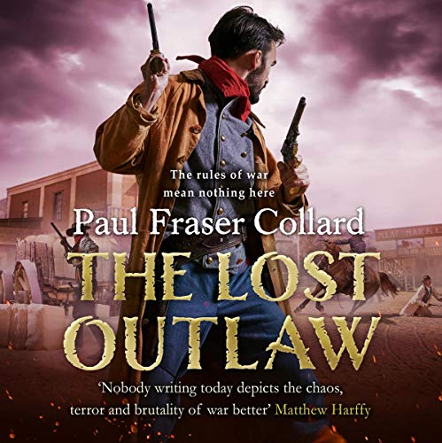 Couverture de The Lost Outlaw
