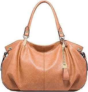 TOOGOO European Beauty Bag Portable Ladies Bag Fashion Trend Single Shoulder Diagonal Bag Mummy Bag Black