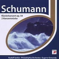 ピアノ協奏曲、序奏とアレグロ・アパッショナート R.ゼルキン(p)オーマンディ&フィラデルフィア管弦楽団