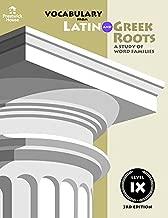 Vocabulary from Latin and Greek Level IX