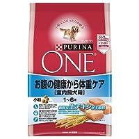 ピュリナワン ドッグ 1~6歳 室内飼犬用 お腹の健康から体重ケア 小粒 チキン 2.1kg×4袋