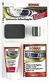 SONAX Scheinwerfer AufbereitungsSet (85 ml) reinigt und poliert vermattete und vergilbte...