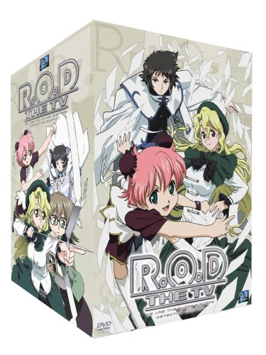 R.O.D TV (Read or Die) - Edition Simple VO/VF