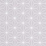 Fabulous Fabrics Cretonne Japanische Sterne Asanoha –
