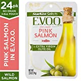 StarKist Selects E.V.O.O. Wild-Caught Pink Salmon - 2.6oz Pouch (Pack of 12)