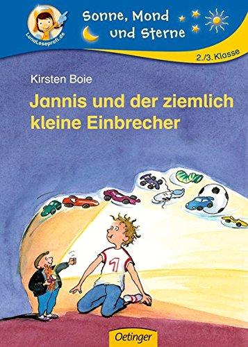 Jannis und der ziemlich kleine Einbrecher (Sonne, Mond und Sterne)