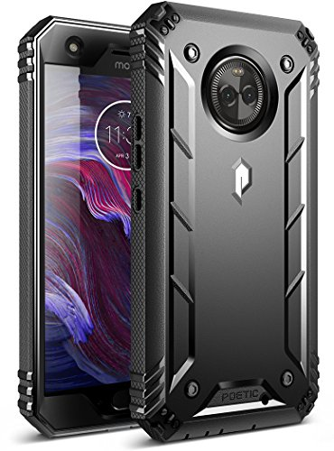 Moto X4 Rugged Case, Poetic Revolution [360 Degree Protection]...