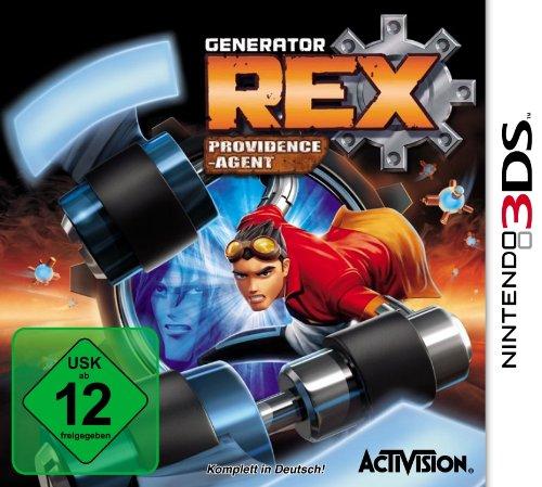 Generator Rex - [Nintendo 3DS] [Importación Alemana]