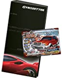 Square Enix Chou Soku Henkei Gyrozetter - Official 3-Pocket Card File [Type A] -