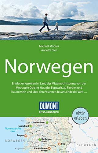 DuMont Reise-Handbuch Reiseführer Norwegen: mit Extra-Reisekarte (DuMont Reise-Handbuch E-Book)