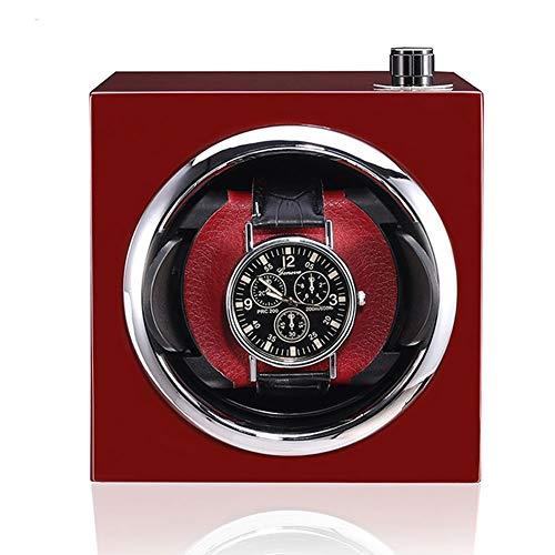zyy Bobinadora for Relojes Silencio Motor Monitor Reloj Almacenamiento Mecánico Reloj Giratorio...