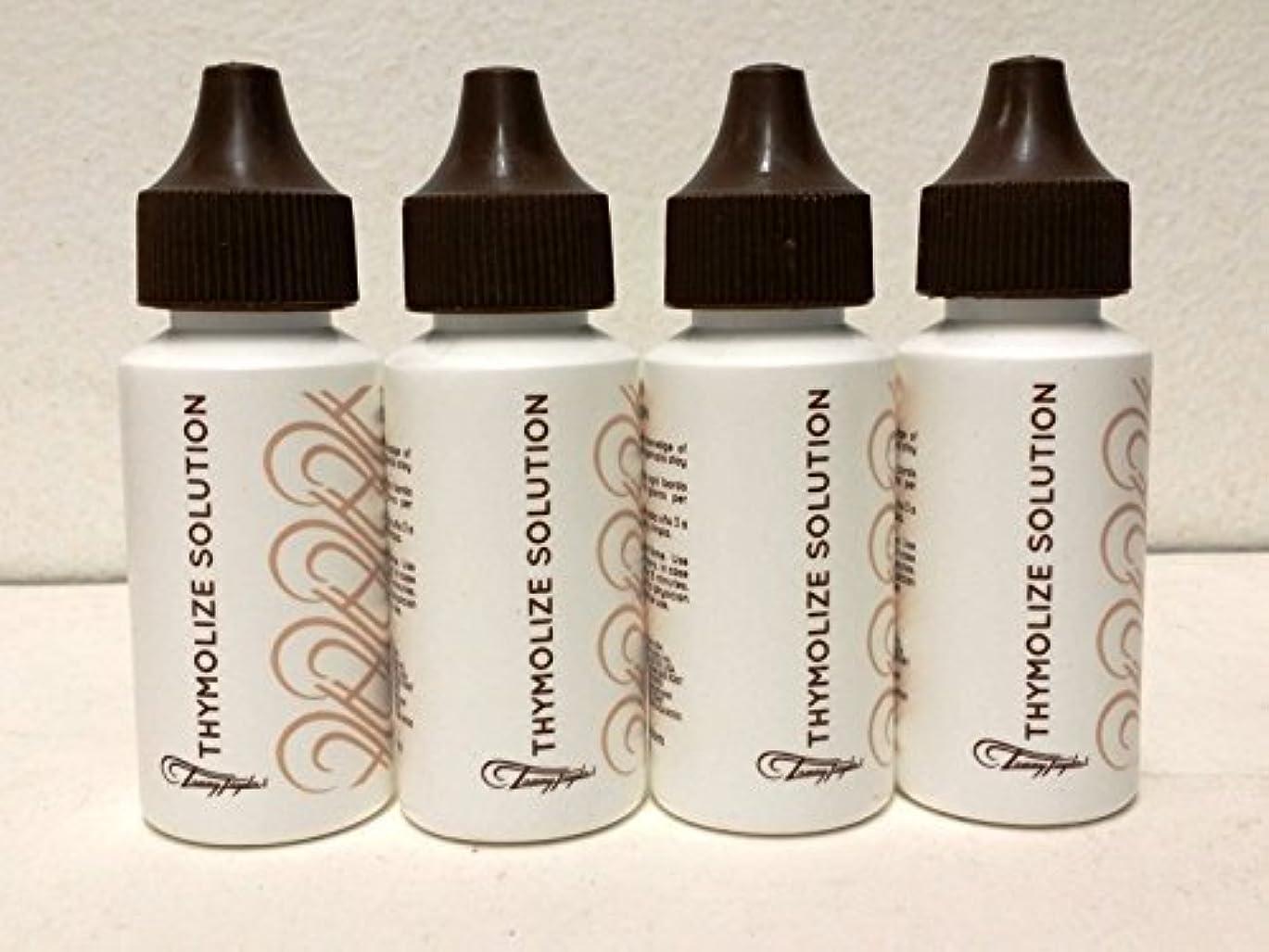 牛メダル士気Tammy Taylor Nail Treatments - Thymolize Solution - 1oz / 30ml