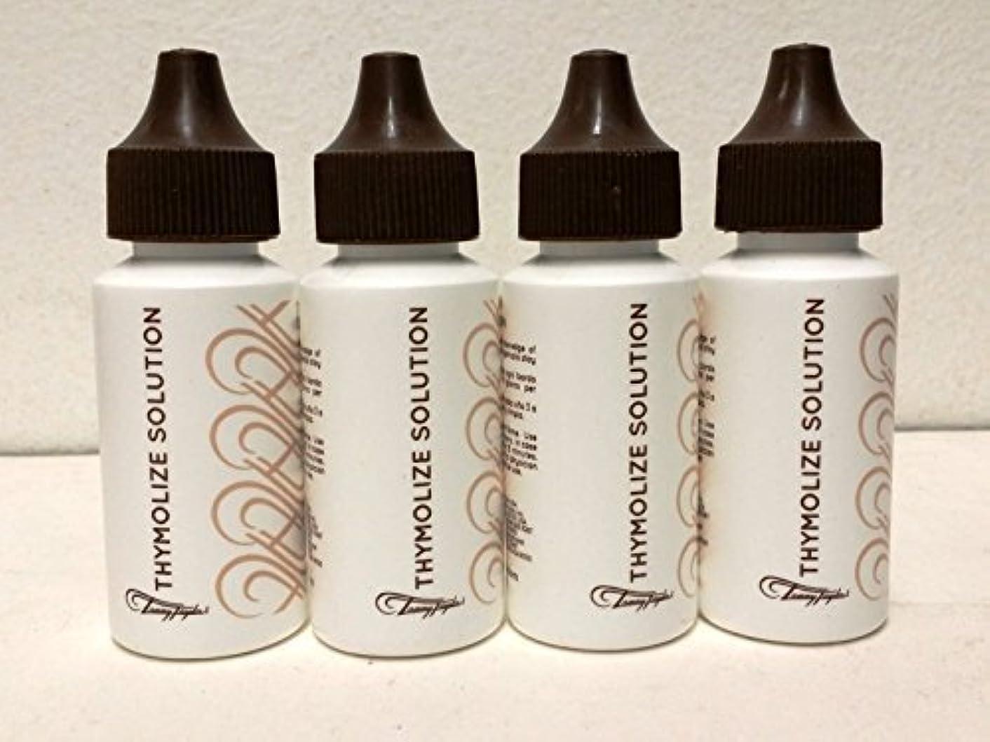 試みトンはずTammy Taylor Nail Treatments - Thymolize Solution - 1oz / 30ml
