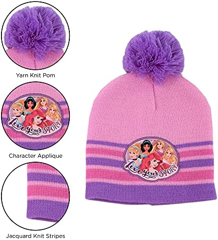 Childrens hat scarf and gloves set _image2
