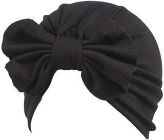 497feea57bfee Molyveva Children Baby Girls Fashion Boho Style Hat Turban Head Wrap Cap