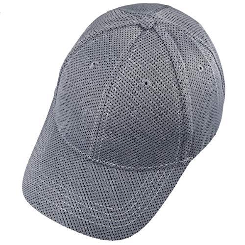 KYEYGWO Sommer Mesh Baseball Cap für Männer, ultradünne leichte atmungsaktive Sonnenhut Laufmützen
