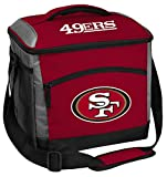 Rawlings NFL Soft-Sided Insulated Cooler Bag, 24-Can Capacity, San Francisco 49Ers