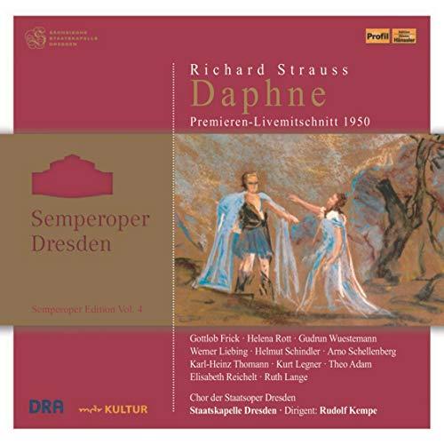 Strauss: Daphne [Various] [Profil: PH07038]