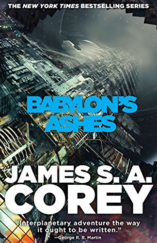 Babylon's Ashes: Book Six of the Expanse (now a Prime Original series) (English Edition)