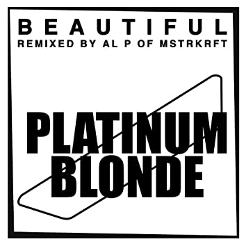 Beautiful (Al P of MSTRKRFT Remix) - Single