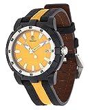 Timberland TBL.13323MPBS/17 - Reloj para Mujeres, Correa de Diversos Materiales Color Amarillo