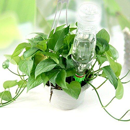 4 stks tuingereedschap pan plant automatische bewatering apparaat combinatie set van familie tuin planten tools water geven apparaat