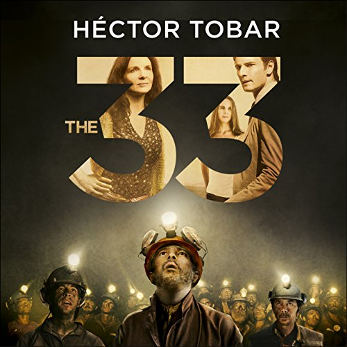 The 33 audiobook cover art