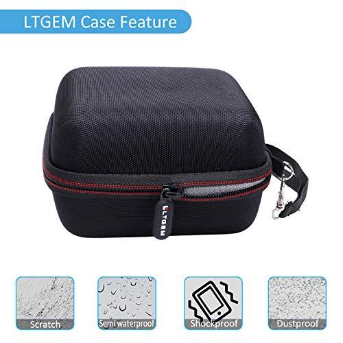 LTGEM EVA Hard Case for Fujifilm Instax Square SQ6 - Instant Film Camera - Travel Protective Storage Bag