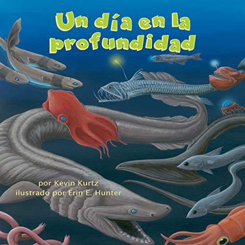 Un día en la profundidad [A Day in the Deep] copertina