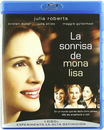 La Sonrisa De Mona Lisa - Bd [Blu-ray]