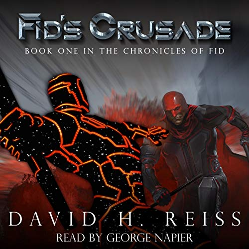 Fid's Crusade audiobook cover art