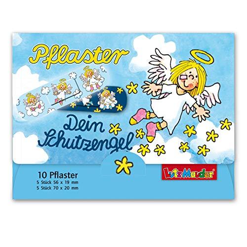 Neu: 10 Kinderpflaster * Schutzengel * von Lutz Mauder | 14618 | Pflaster Pflasterbriefchen Kinder Krankenhaus Engel Himmel Heftpflaster